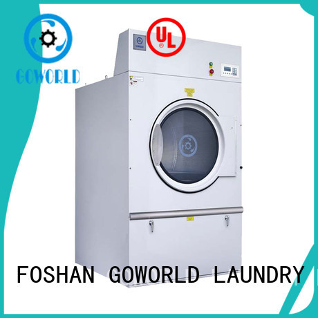 GOWORLD natural laundry dryer machine low noise for inns