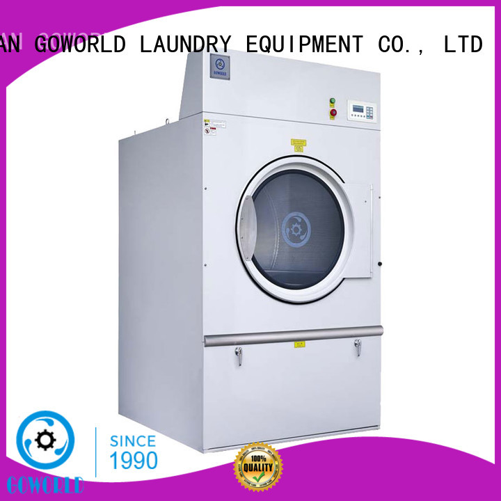 safe electric tumble dryer lpg for high grade clothes for hospital