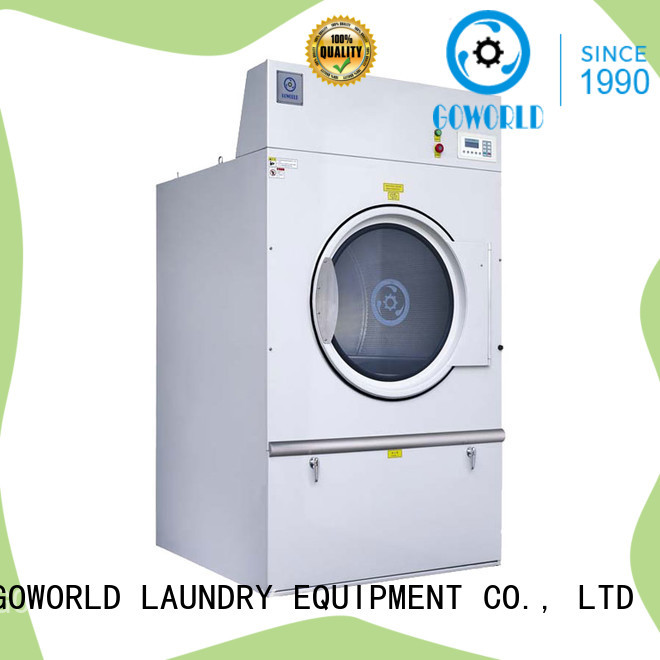 commercial tumble dryer lpg GOWORLD Brand gas tumble dryer