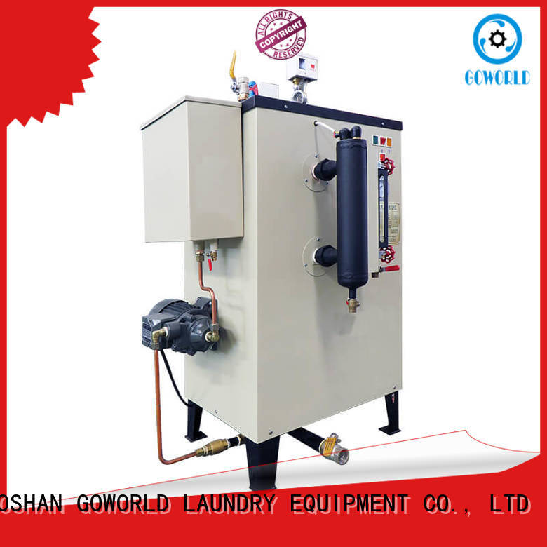 GOWORLD simple industrial steam boilers environment friendly for fire brigade