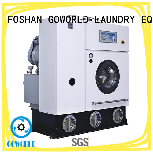 stainless steel dry cleaning equipment shoprailway Easy operated for railway company