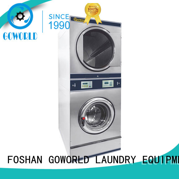 stacking washer and dryer school for school GOWORLD