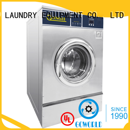 GOWORLD mount industrial washer extractor simple installation for hospital