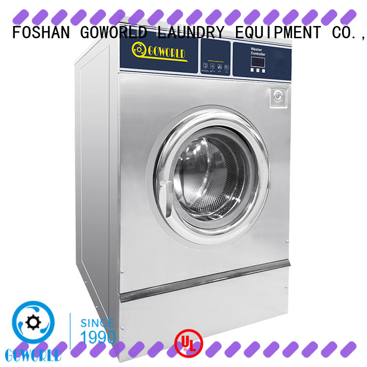 stainless steel barrier washer extractor clinic simple installation for inns