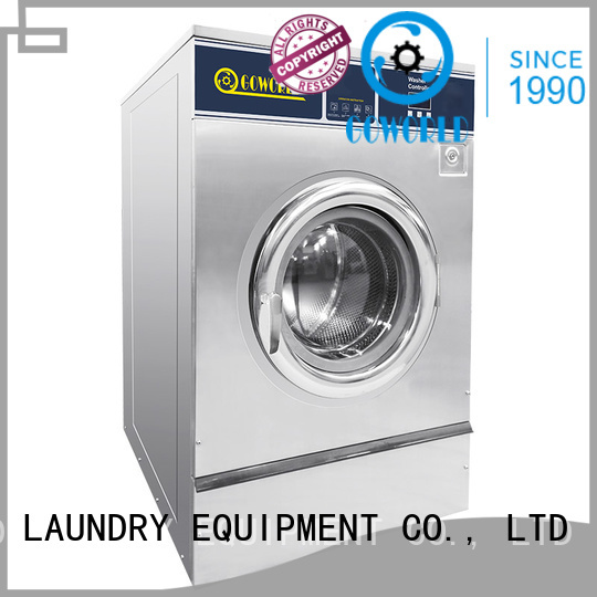 automatic industrial washer extractor nondust simple installation for hospital