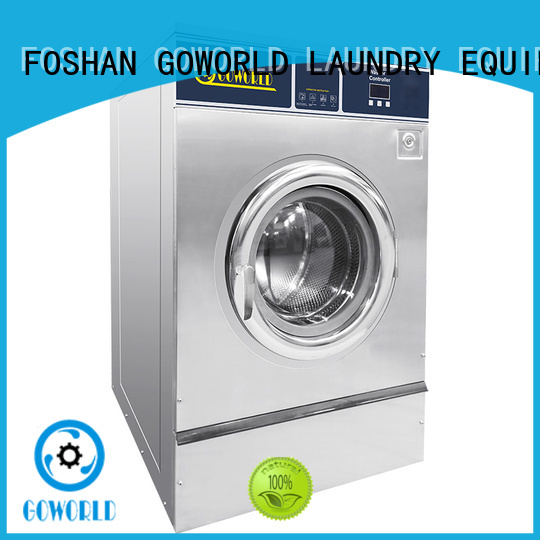 GOWORLD automatic washer extractor for sale for inns