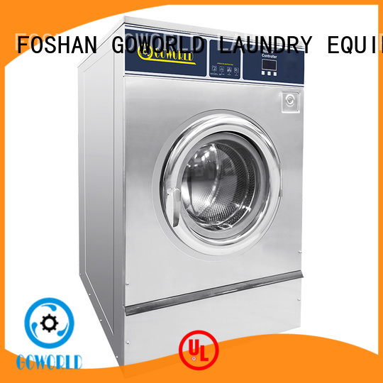 GOWORLD energy saving washer extractor for sale for hospital