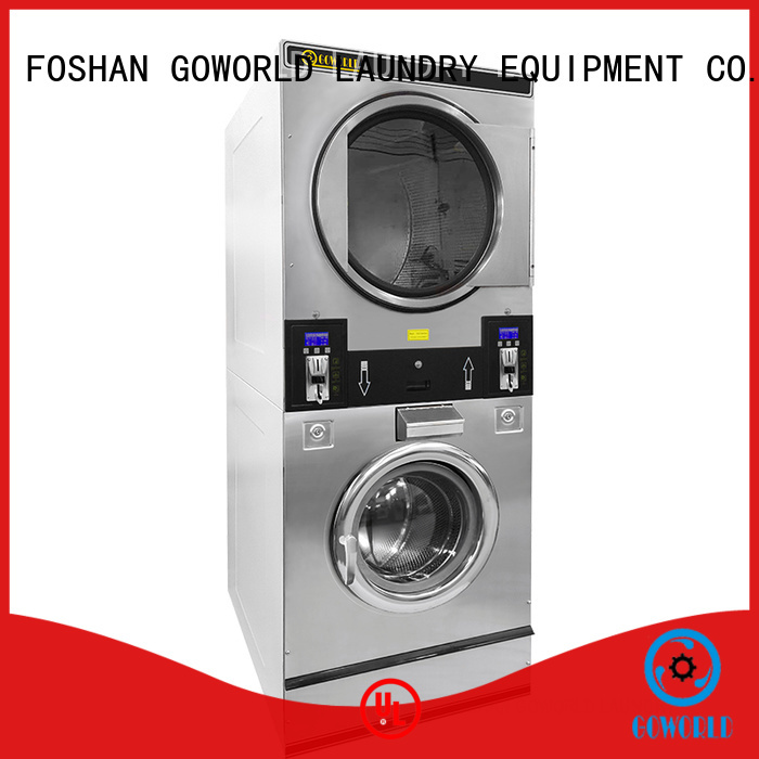 automatic self washing machine clothes Easy to operate for hotel