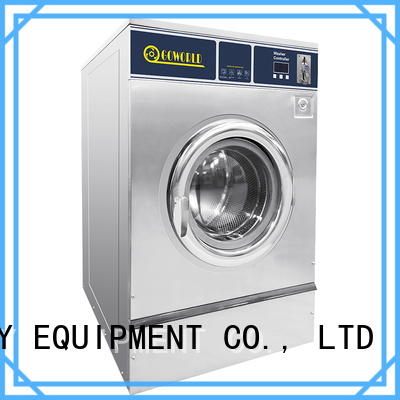 GOWORLD self washing machine natural gas heating for commercial laundromat