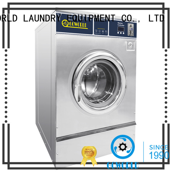 GOWORLD safe use self service washing machine for hotel